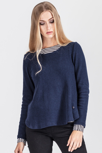 Pullover Lia aus Baumwollstrick - ME&MAY