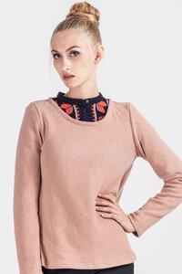 Pullover Lia aus Baumwollstrick - ME&MAY