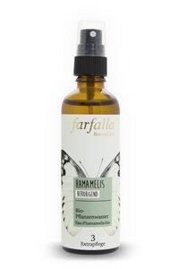 Hamamelis Bio-Pflanzenwasser - Farfalla
