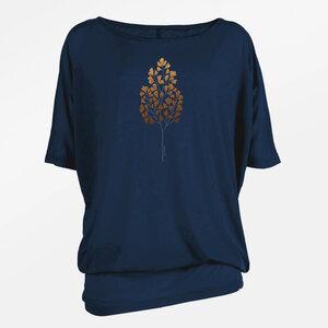 T-Shirt Relax Plants Golden Tree - GreenBomb