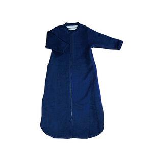Wende-Schlafsack mit langen Ärmeln - Leela Cotton