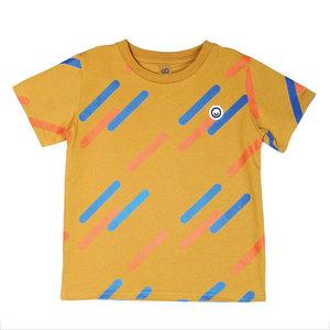 AOP T-Shirt (Bio-Baumwolle, kbA) - Manitober