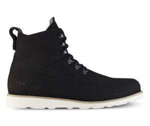 Cedar Boot / Schwarz Vegan / Vibram Sohle - ekn footwear