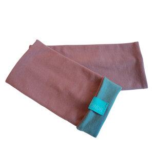 Armstulpen altrosa/graublau - bingabonga®