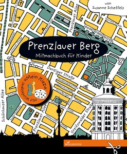 Mitmach Buch Prenzlauer Berg - Willegoos Verlag