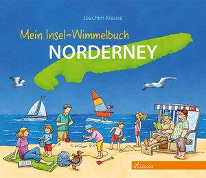 Mein Insel Wimmelbuch Norderney - Willegoos Verlag