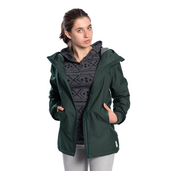 Sonderkauf 100% authentisch Veröffentlichungsdatum: SYMPATEX® Thermal Jacke Damen Dunkelgrün