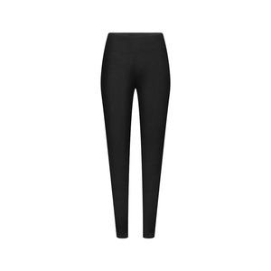Functional Leggins Damen Schwarz - bleed