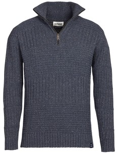 Rollkragenpullover - Waddensea Sweater - Blue LOOP Originals