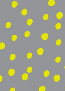 Recycling-Geschenkpapier Sporty Spots - 1973