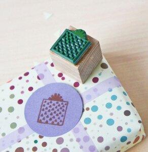 Stempel Geschenk mittel - MOZAÏQ eco design