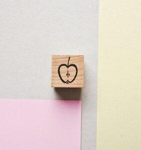 Stempel Apfel - MOZAÏQ eco design