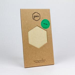 Bienenwachstuch 3er Set S/M/L - Gaia Wrap