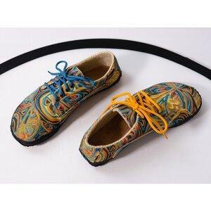 Sundara Barfußschuh Regenbogen - Ahinsa shoes®