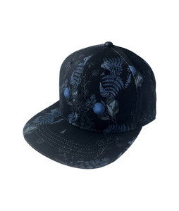 Cap with embrodery - KnowledgeCotton Apparel