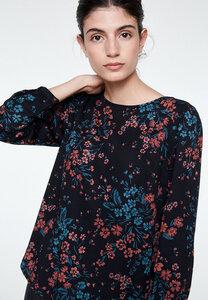 OTTILIE WILD FLOWERS - Damen Bluse aus LENZING ECOVERO - ARMEDANGELS