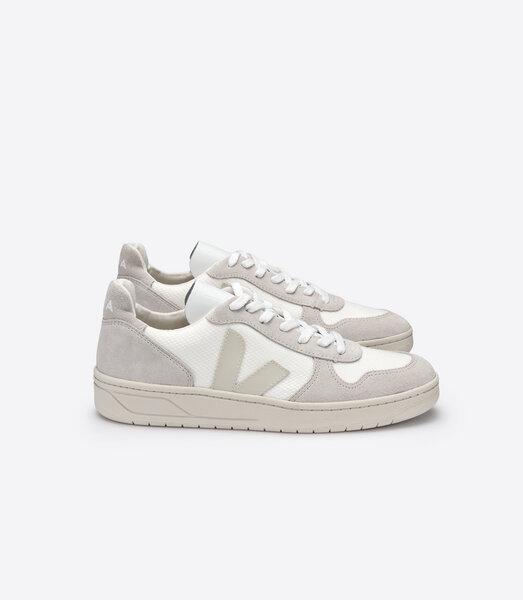 Sneaker Damen V 10 B Mesh White Natural