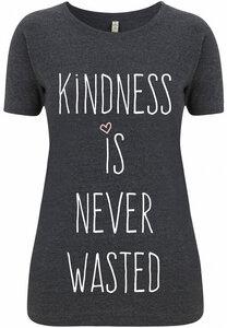 Recycling KINDNESS Damenshirt - WarglBlarg!