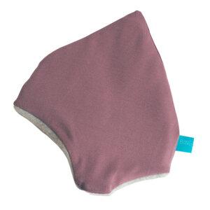 Baby winterfeste Zipfelmütze uni ohne Bändchen - bingabonga®