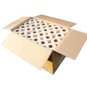 Bambus Toilettenpapier Familienpack im Karton - Plastikfrei und Vegan - Smooth Panda