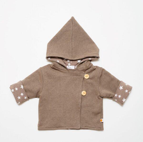 Bio Baby Overall Strick 100/% Bio-Baumwolle KbA GOTS zertifiziert Blau 50//56