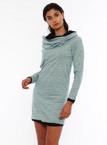 4inONE meliert - Kleid & Pullover in Einem! diverse Farben - LASALINA