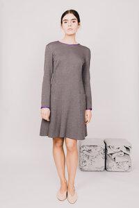 Kleid aus Bio-Baumwolle - MARIA SEIFERT