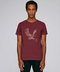 T-Shirt mit Motiv / Eagle - Kultgut