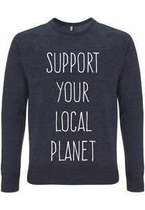 Recycling PLANET unisex Pullover - WarglBlarg!