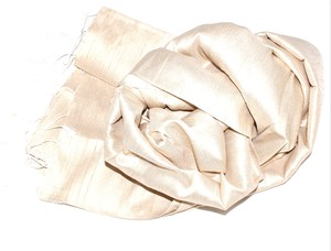 Edler Schal aus Rohseide - Schönes aus Indochina