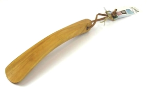 Schuhlöffel aus Holz  - fairanda