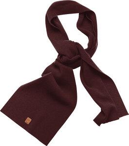 Schal - Scarf organic wool - Decadent Chokolade - KnowledgeCotton Apparel