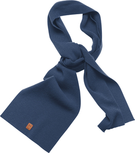 Schal - Scarf organic wool - Insigna Blue - KnowledgeCotton Apparel