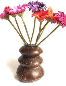 Kokosnuss-Vase Turm - fairanda