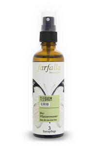 Teebaum Bio-Pflanzenwasser - Farfalla
