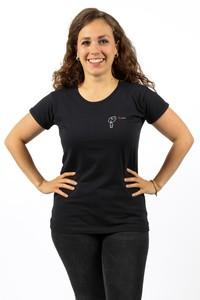 "Kipepeo Frauen Shirt ""Love You"". Handmade in Tanzania. - Kipepeo-Clothing"