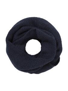 Damen Schal - Alpaka Wolle - Navy - Les Racines Du Ciel