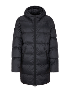 Mantel - Bill Down Coat - Schwarz - ECOALF
