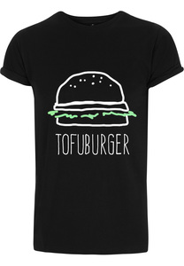 TOFU BURGER boy - WarglBlarg!