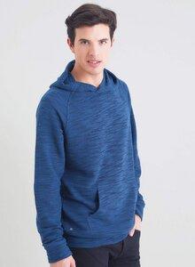 Kapuzensweater aus Bio Baumwolle spezialem Sweatgarn - ORGANICATION