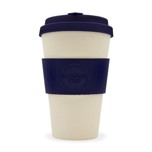 ecoffee cup Blue Nature - ecoffee