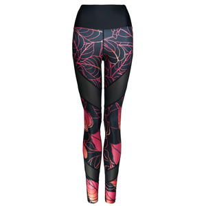 Energy Legging . Botanical - nice to meet me