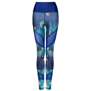 Energy Legging . Midnight Tropic - nice to meet me