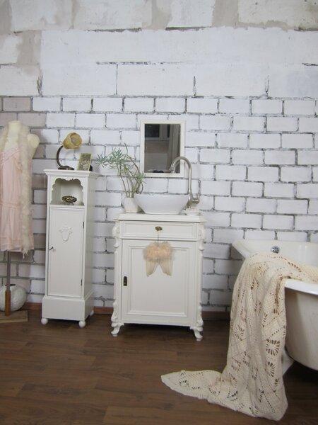 Badmöbel im Landhausstil Hommage aux blanc*