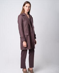 Wool Coat - Alma & Lovis
