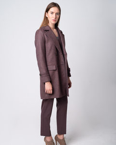 Wool Coat Mantel aus mulesingfree Wolle - Alma & Lovis