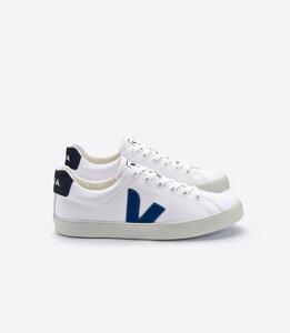 Sneaker Damen - Esplar SE Canvas - White Indigo Nautico - Veja