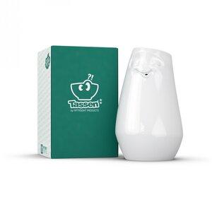 Porzellan Vase Entspannt in der Geschenkbox - FIFTYEIGHT PRODUCTS