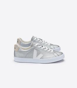 Sneaker Damen - Esplar SE Canvas - Silver White Natural - Veja