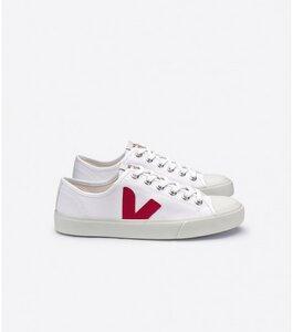 Sneaker Damen - Wata Canvas -  White Pekin - Veja